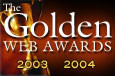 Golden Web Award Winner!!